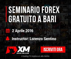 Bari seminario forex