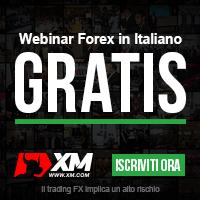 Lezioni di trading con Lorenzo Sentino e XM