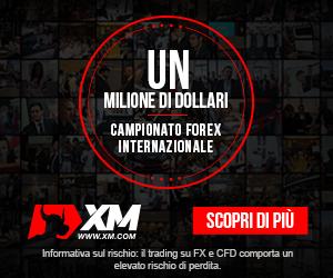concorso forex trading xm