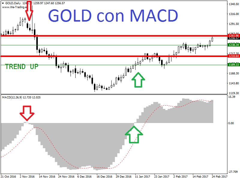macd trading
