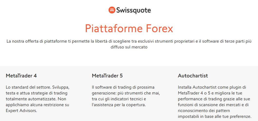 swissquote forex trading spread broker stp